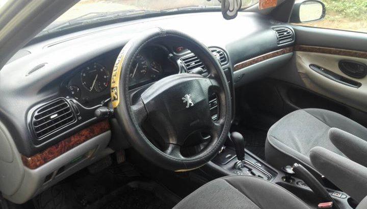 406 full option Année 2002 Automatique