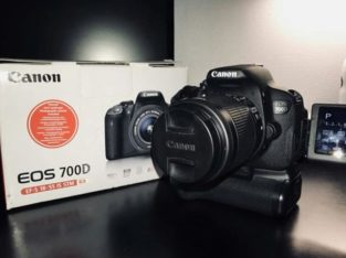 Canon Eos 600D..300.000 FCFA *Canon Eos 700D