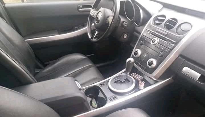 Mazda cx7 année 2007