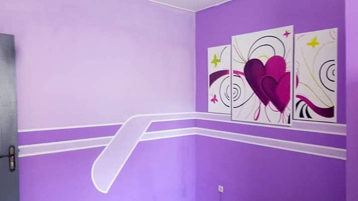 Professionnalisme, peintres designers ,enduisseurs,staff,peinture simple… Etc