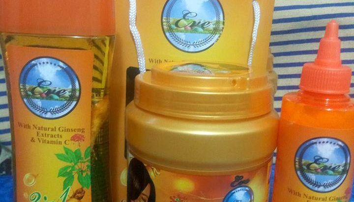 PACK SHAMPOING GINSENG