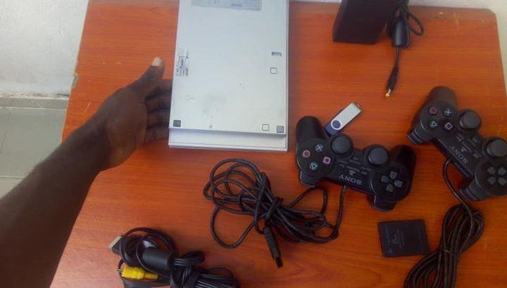 Playstation 2 craqué