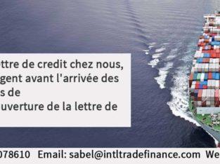 INTERNATIONAL TRADE FINANCE CI