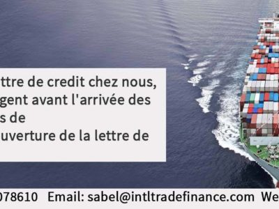 INTERNATIONAL TRADE FINANCE CI