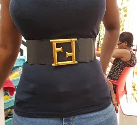 Chic ceinture