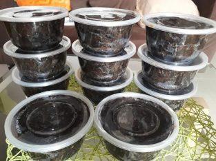 Savon noir blanchissant Nigeria