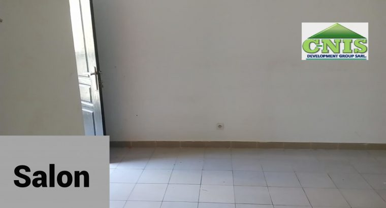LOCATION APPARTEMENT 03 PIECES ABIDJAN-RIVIERA/CITE PROMOGIM