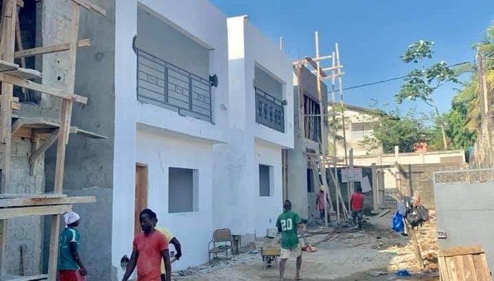 Vente de Villa Duplex à la Riviera