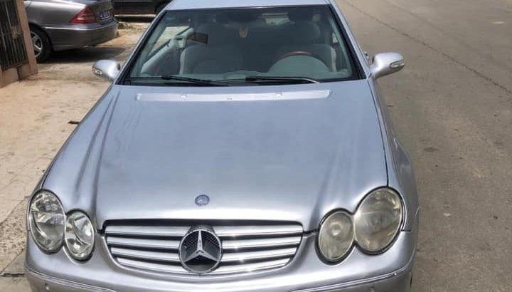 Mercedes CLK 320 à vendre