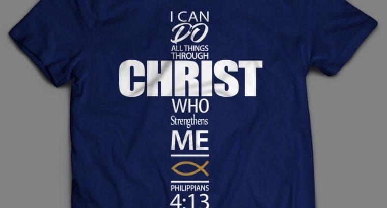 T Shirt Chretien