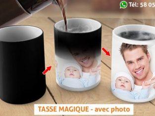 Tasse Magique