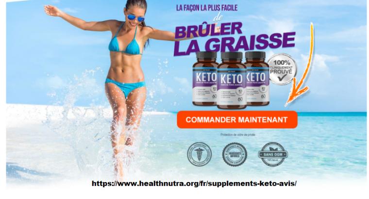 Ne suppléments Keto travail pour la perte de poids?