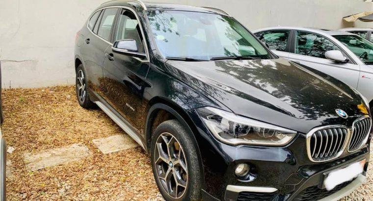BMW X1 Année 2018