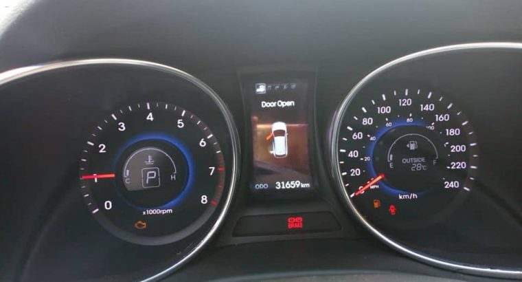 Hyundai Santa Fé à vendre