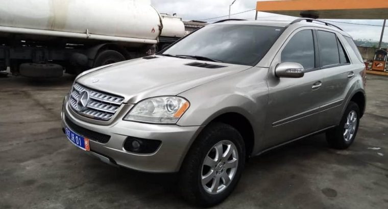 Mercedes ML 350 Or