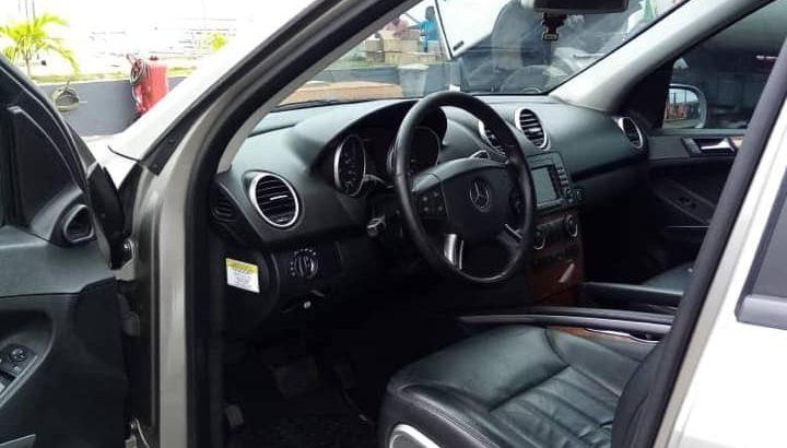 Mercedes ML 350 Or