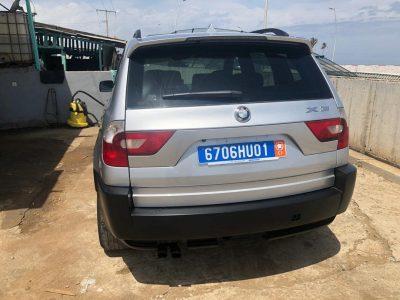BMW X3 à vendre