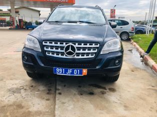 Mercedes ml 350 4matic phase2