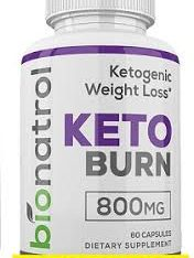 BioNatrol Keto : Burns Body Fat & Produces Energy For Activeness In Body!
