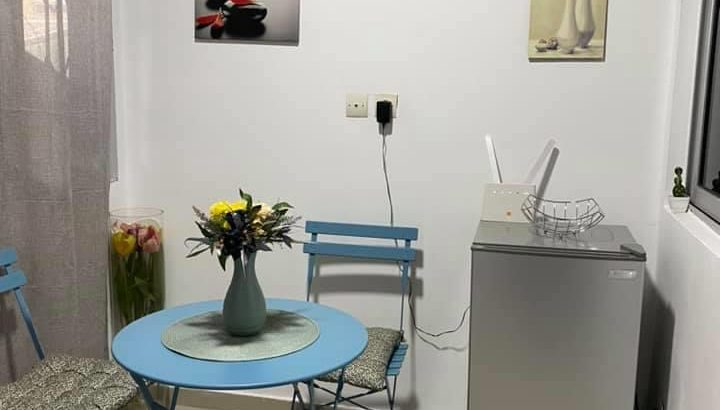 Studio meublé Riviera