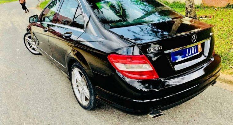 Mercedes C350 à vendre