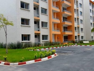 Appartements 4 pièces avec Piscines