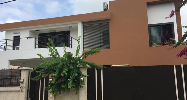 Duplex Haut Standing à Bassam