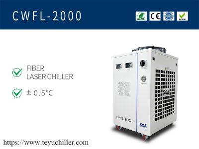 Refroidisseur à air pour machine de soudage laser à fibre
