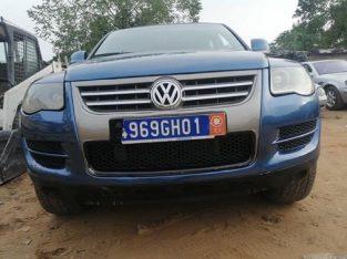 Volkswagen Touareg V6 auto