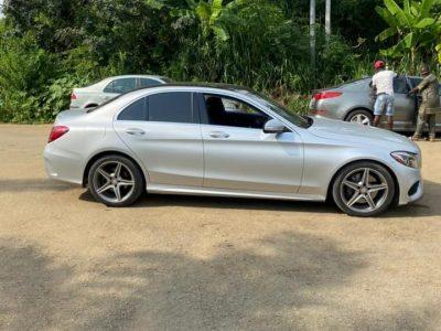 Mercedes a vendre