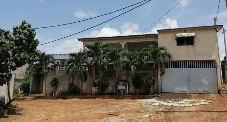 Duplex à louer à Bingerville