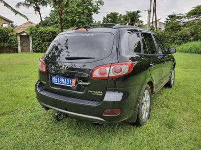 Hyundai Santa Fé 4×4 à vendre
